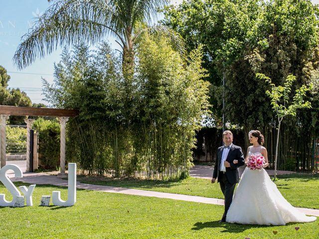La boda de Jose  y Susana en Gandia, Valencia 14