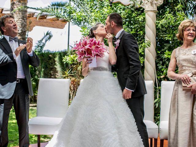 La boda de Jose  y Susana en Gandia, Valencia 17