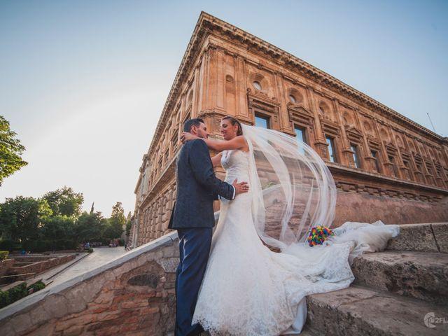 La boda de Azahara y Grego