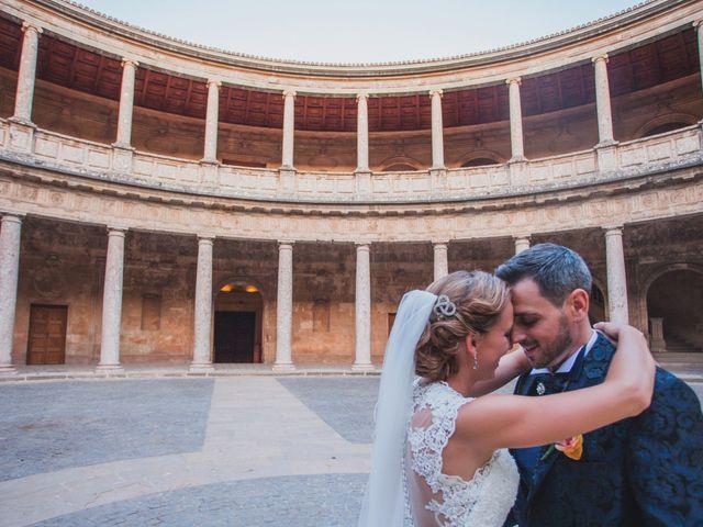 La boda de Grego y Azahara en Granada, Granada 1