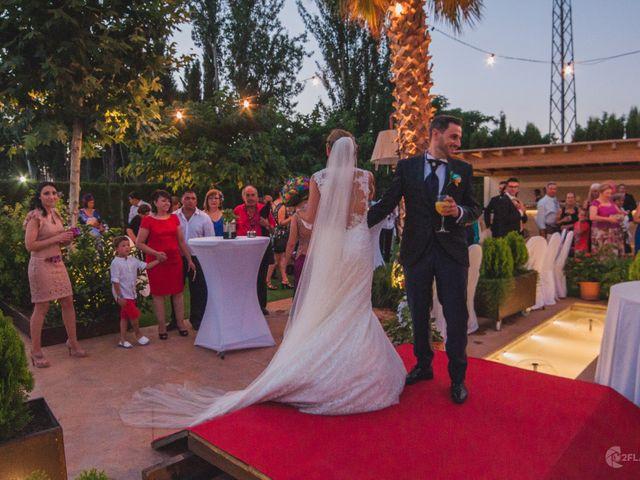 La boda de Grego y Azahara en Granada, Granada 7