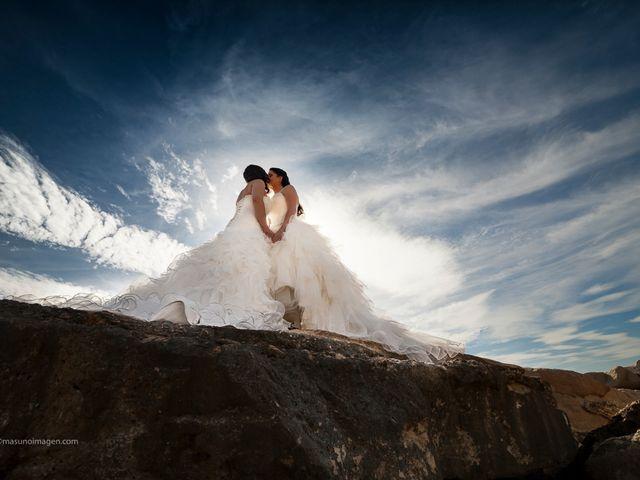La boda de Raquel y Paula en Petrer, Alicante 17