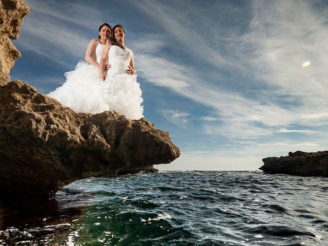 La boda de Raquel y Paula en Petrer, Alicante 19