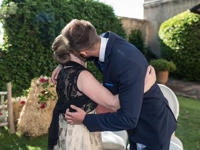La boda de Sandra y Santi en L' Arboç, Tarragona 25