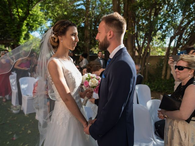 La boda de Sandra y Santi en L' Arboç, Tarragona 28