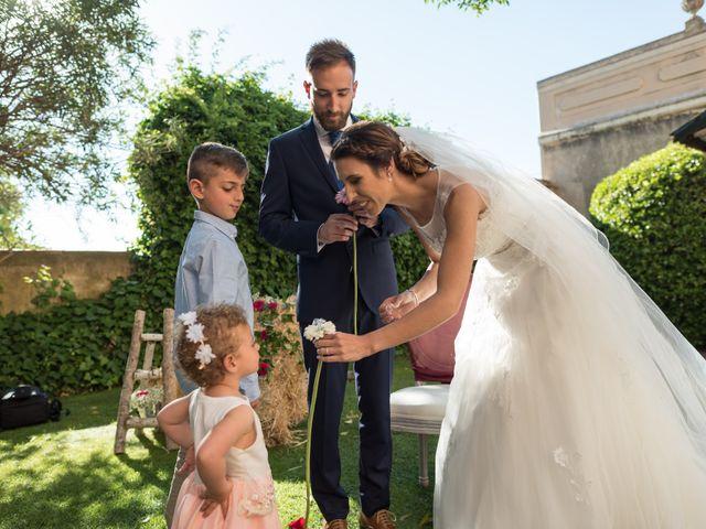 La boda de Sandra y Santi en L' Arboç, Tarragona 31