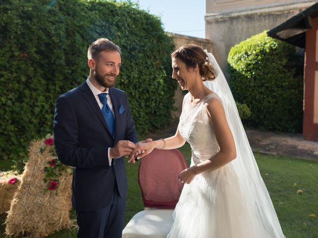 La boda de Sandra y Santi en L' Arboç, Tarragona 32
