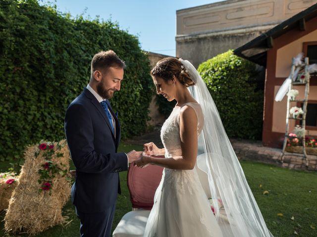 La boda de Sandra y Santi en L' Arboç, Tarragona 33