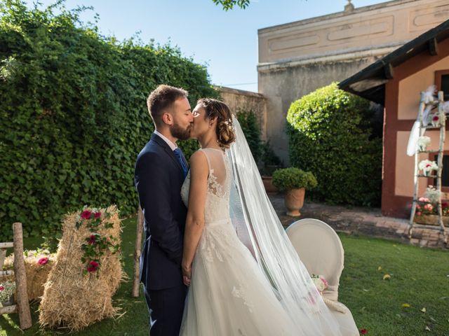 La boda de Sandra y Santi en L' Arboç, Tarragona 34