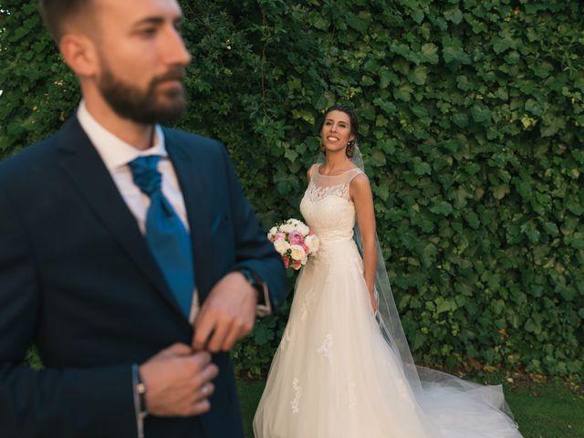 La boda de Sandra y Santi en L' Arboç, Tarragona 36