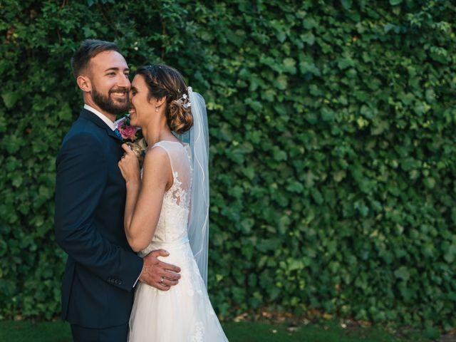 La boda de Sandra y Santi en L' Arboç, Tarragona 39