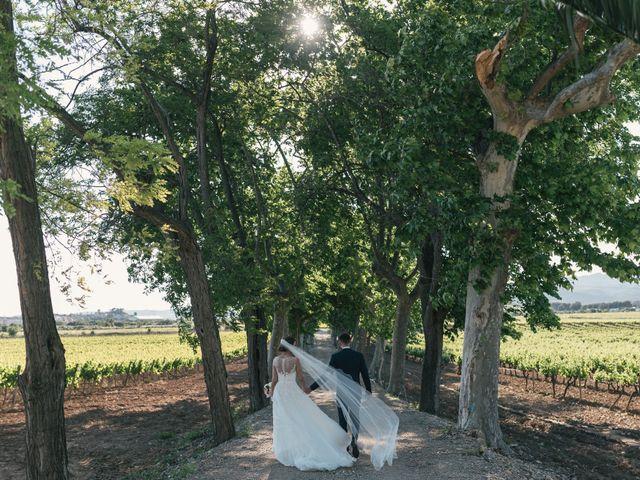 La boda de Sandra y Santi en L' Arboç, Tarragona 40