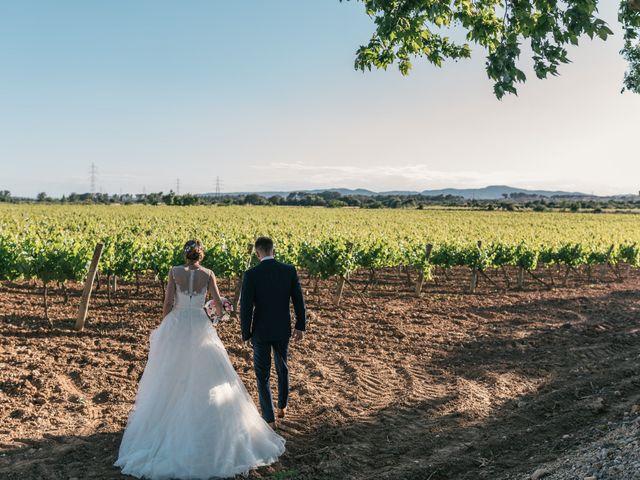 La boda de Sandra y Santi en L' Arboç, Tarragona 1