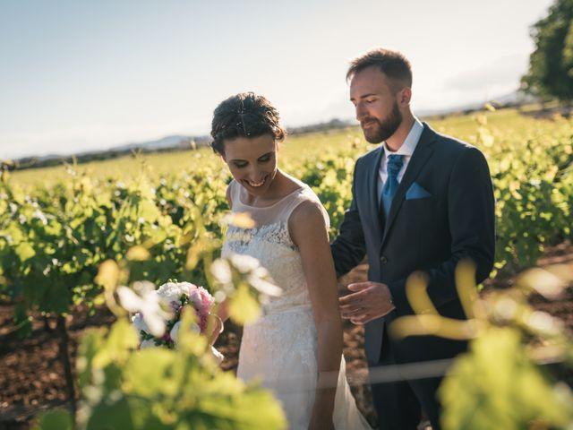 La boda de Sandra y Santi en L' Arboç, Tarragona 43