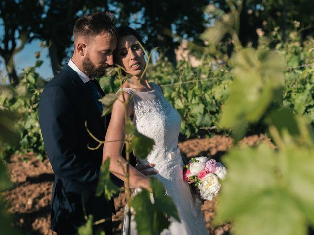 La boda de Sandra y Santi en L' Arboç, Tarragona 45