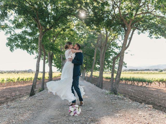 La boda de Sandra y Santi en L' Arboç, Tarragona 47