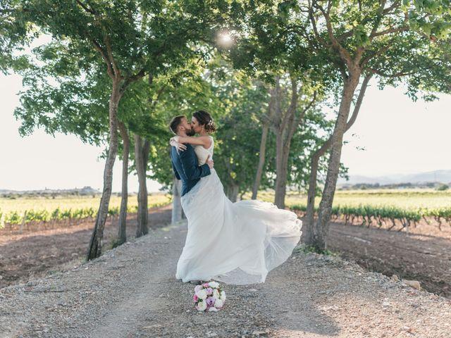 La boda de Sandra y Santi en L' Arboç, Tarragona 48