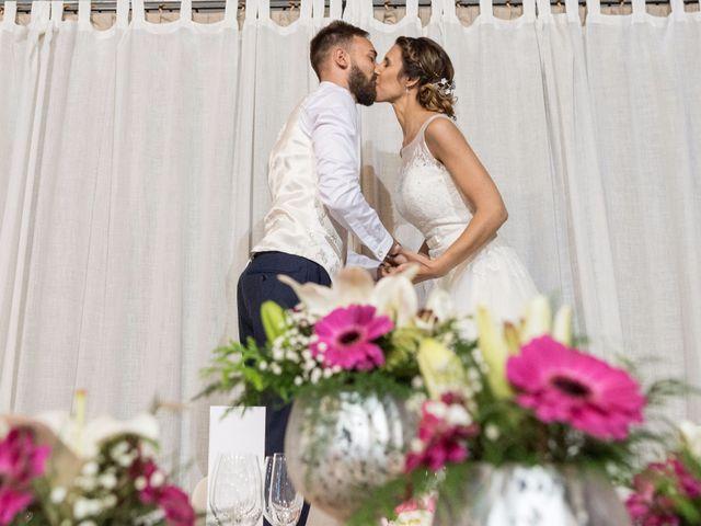 La boda de Sandra y Santi en L' Arboç, Tarragona 50