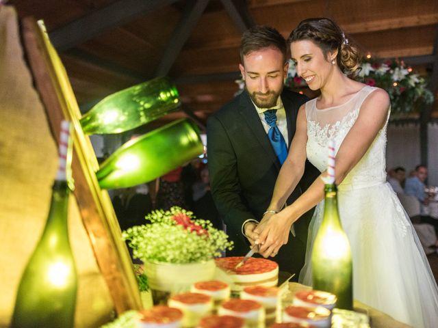 La boda de Sandra y Santi en L' Arboç, Tarragona 51