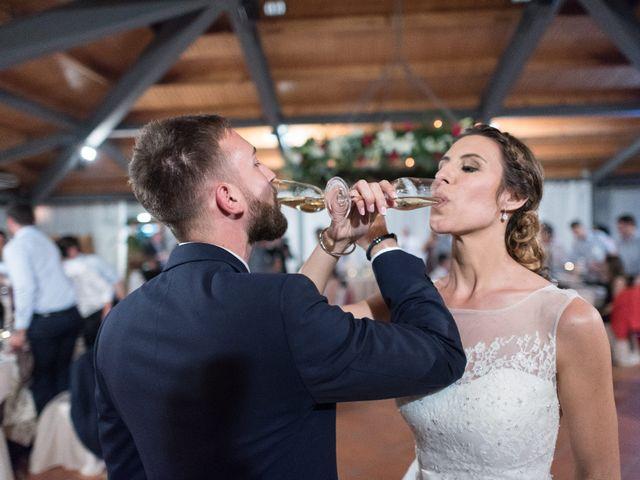 La boda de Sandra y Santi en L' Arboç, Tarragona 52