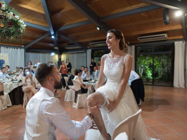 La boda de Sandra y Santi en L' Arboç, Tarragona 53