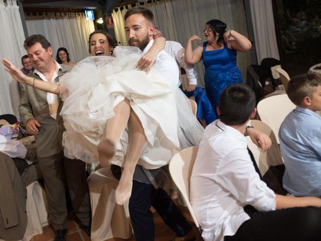 La boda de Sandra y Santi en L' Arboç, Tarragona 57