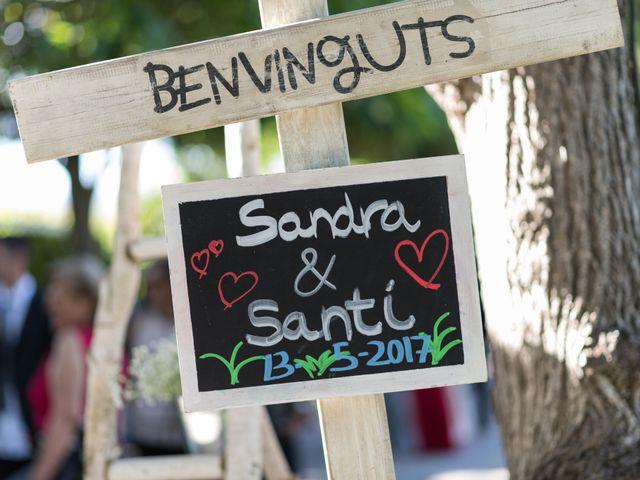 La boda de Sandra y Santi en L' Arboç, Tarragona 63