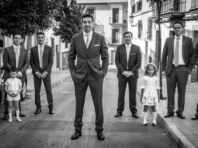 La boda de Manuel y Maria Jose en Carmona, Sevilla 5