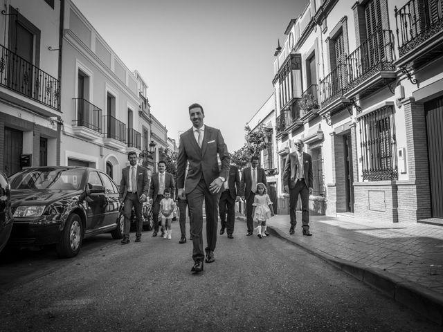 La boda de Manuel y Maria Jose en Carmona, Sevilla 6