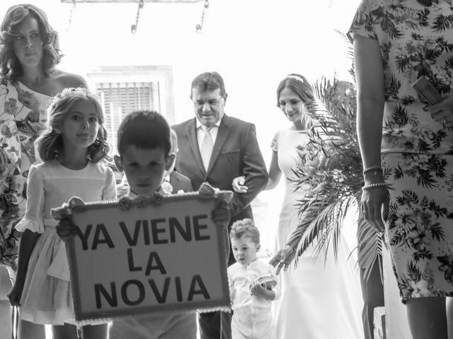 La boda de Manuel y Maria Jose en Carmona, Sevilla 9