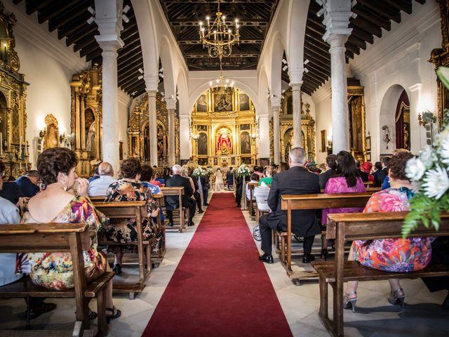 La boda de Manuel y Maria Jose en Carmona, Sevilla 10