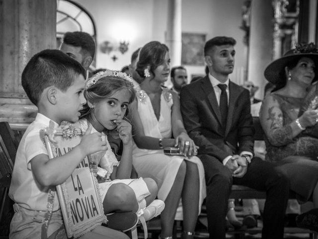 La boda de Manuel y Maria Jose en Carmona, Sevilla 11