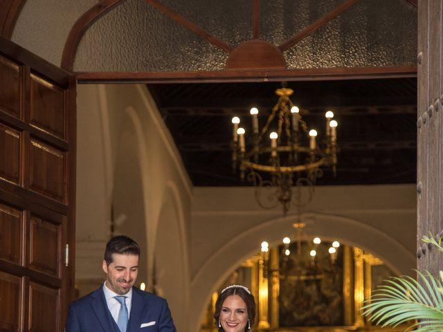 La boda de Manuel y Maria Jose en Carmona, Sevilla 12
