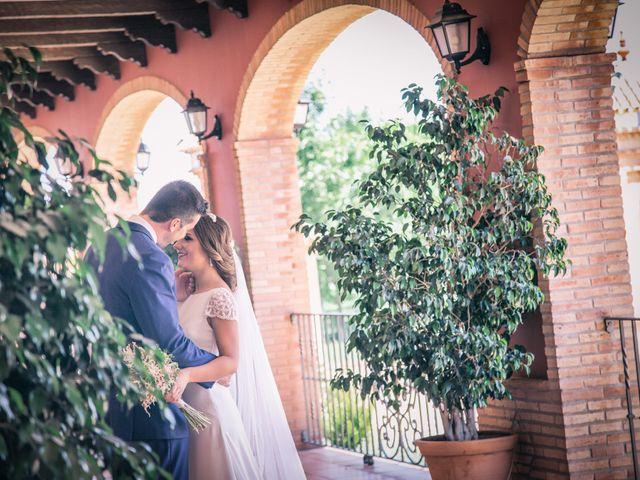 La boda de Manuel y Maria Jose en Carmona, Sevilla 1