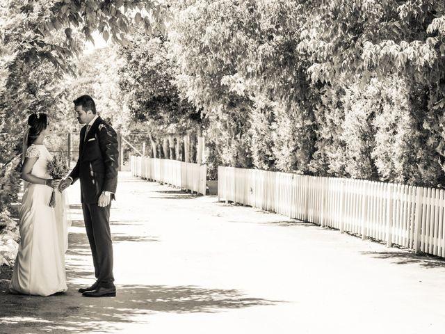 La boda de Manuel y Maria Jose en Carmona, Sevilla 17