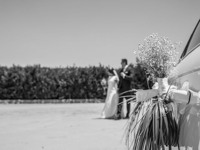 La boda de Manuel y Maria Jose en Carmona, Sevilla 18