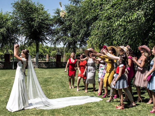 La boda de Manuel y Maria Jose en Carmona, Sevilla 22