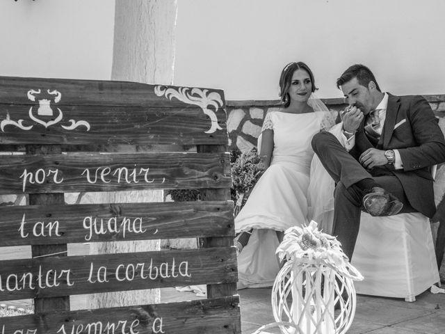 La boda de Manuel y Maria Jose en Carmona, Sevilla 25