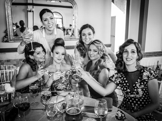 La boda de Manuel y Maria Jose en Carmona, Sevilla 27