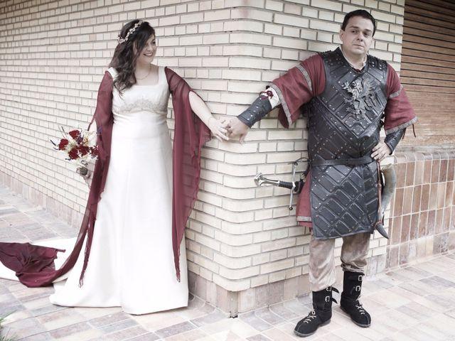 La boda de Carlos y Miriam en Zaragoza, Zaragoza 7