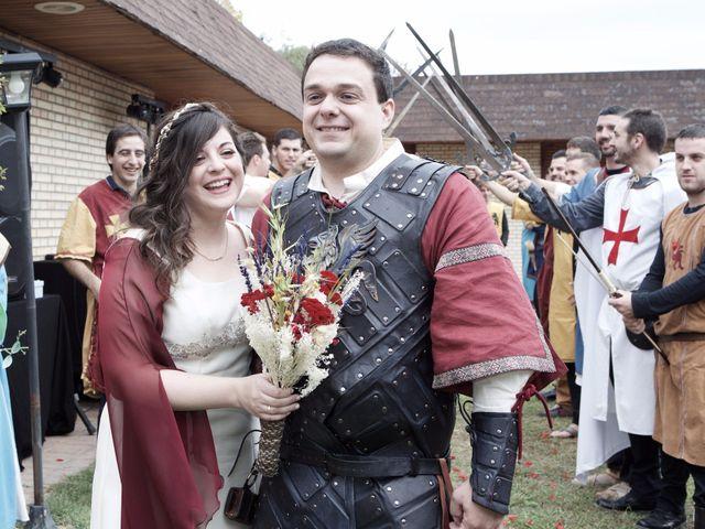 La boda de Carlos y Miriam en Zaragoza, Zaragoza 19