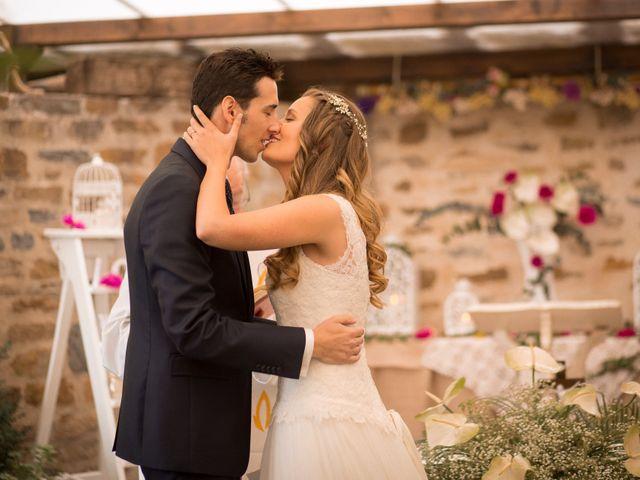 La boda de Angel y Nagore en Amurrio, Álava 10