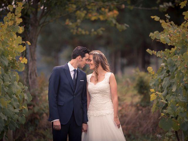 La boda de Angel y Nagore en Amurrio, Álava 11