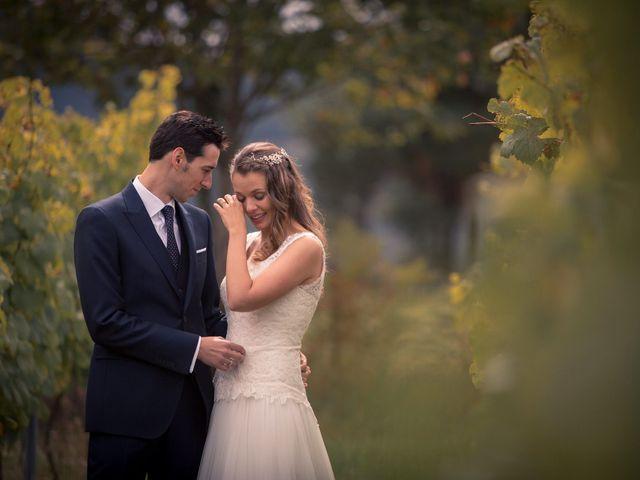 La boda de Angel y Nagore en Amurrio, Álava 14