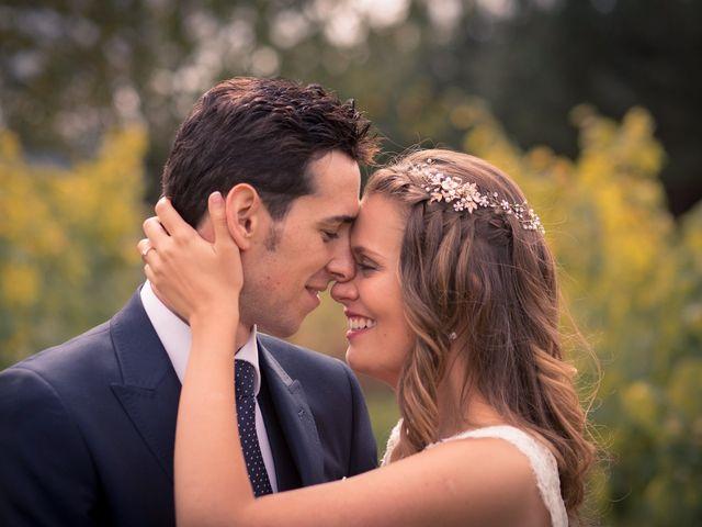 La boda de Angel y Nagore en Amurrio, Álava 15