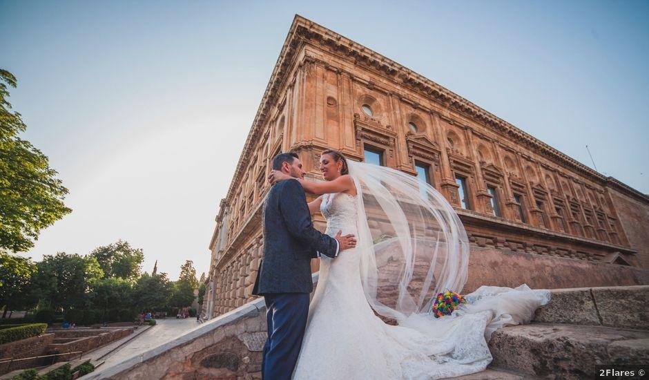 La boda de Grego y Azahara en Granada, Granada