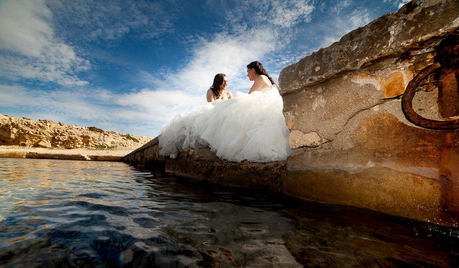 La boda de Raquel y Paula en Petrer, Alicante