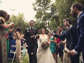 La boda de Gloria y Rodrigo