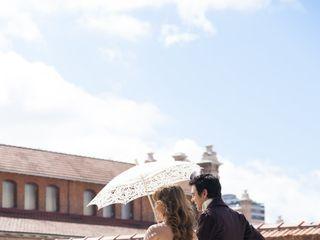 La boda de Beatriz y Ramón 1