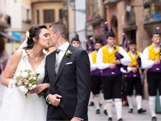 La boda de Angela y Aitor